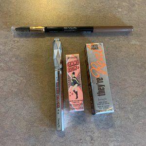 Benefit haul (Plus a bonus revlon brow pencil!)